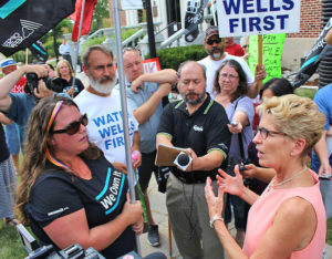 Premier Wynne Don't Force Families onto Polluted Wells
